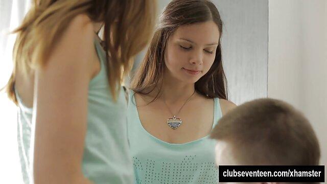 Los adolescentes videos de sexo hablado en español de fiesta spunked